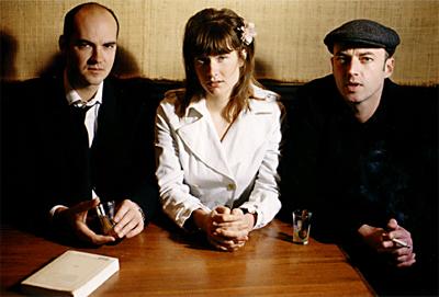 Marc Collin, Olivier Libaux et Camille